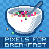 Pixels For Breakfast Icon